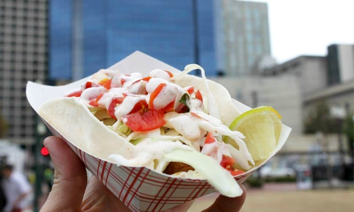 Bro's Fish Tacos - Virginia Beach: $12 for Two Groupons, Each Good for $12 Worth of Tacos at Bro's Fish Tacos ($24 Total Value)