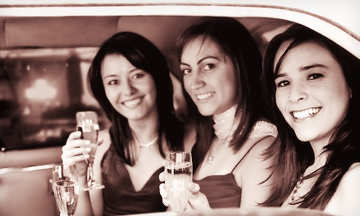 Social Limousine - Multiple Locations: Six- or Eight-Hour Wine-Country Tour and Tasting for Up to Eight in a Limo from Social Limousine (Up to 58% Off)