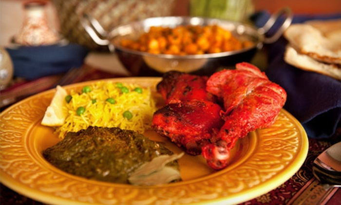 Little India Restaurant - Redwood City: Indian Lunch or Dinner Buffet Fare for Two or Four at Little India Restaurant in Redwood City (Up to 67% Off)