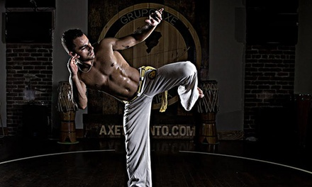10 Adult or Kids' Classes or One Month of Unlimited Classes at Axé Capoeira Toronto (Up to 84% Off)