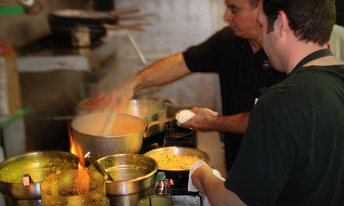 Talia's Tuscan Table - Villa Rica: $39 for a Five-Hour Italian Cooking Class with Wine Pairing at Talia's Tuscan Table in Boca Raton ($85 Value)