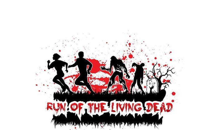 Theatre of Gadsden - Liberty Highlands: Up to 54% Off Zombie Run Entries at Theatre of Gadsden