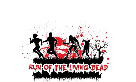 Up to 54% Off Zombie Run Entries at Theatre of Gadsden