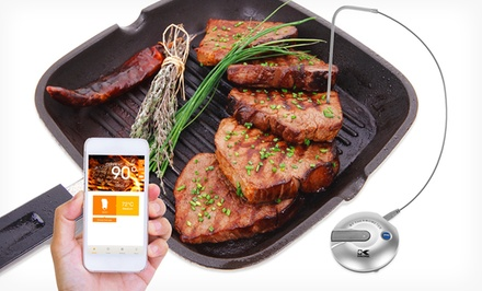 Kalorik Bluetooth Meat Thermometer