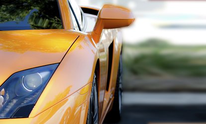 image for Three-Hour Exotic or High-End Exotic <strong>Car <strong>Rental</strong></strong> from Auto Exotic <strong>Rental</strong> (68%  Off)