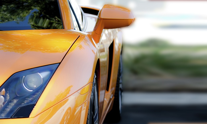 68% Off Exotic Car Rental