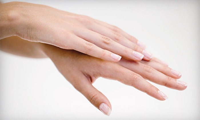 Tantrix Nails & Spa - Northeast Anchorage: 30-Minute Gel Manicures for One or Two at Tantrix Nails & Spa (Up to 54% Off)