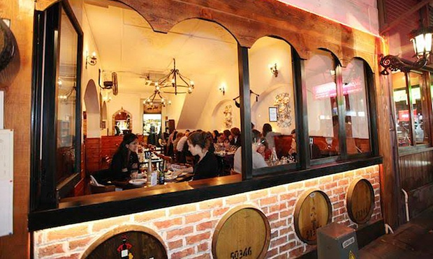 Spanish Tapas Restaurant Glebe Point Road