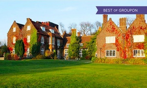 4* Manor House in Hertfordshire