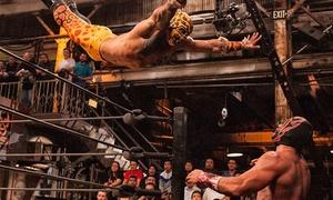 Superkick'd Pro Wrestling Rock Show - Dropkick City featuring Moose & Sanada : Superkick'd Pro Wrestling Event on Saturday, October 10, at 7:30 p.m.