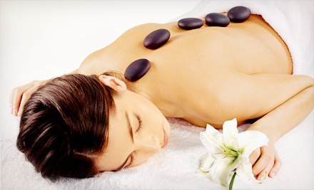 Minneapolis / St Paul: $30 for Two 30-Minute Hot-Stone or Deep-Tissue Massages at Wellspring Health Center in Hopkins (Up to $100 Value)
