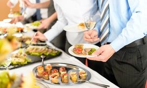 Catering Food: Catering per 5, 10, 20 o 40 persone da Catering Food (sconto fino a 86%). Valido in 2 sedi
