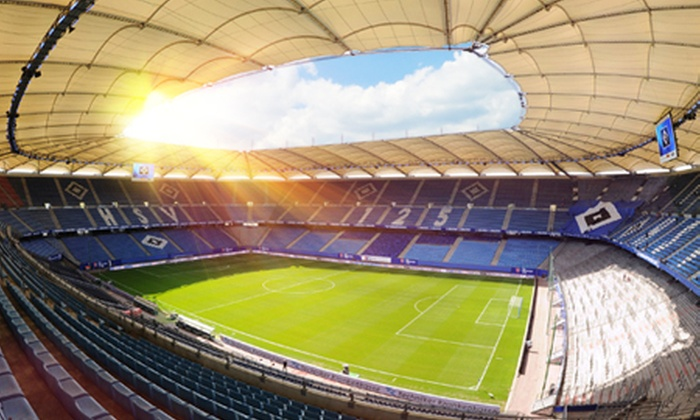 Stadionführung Hsv