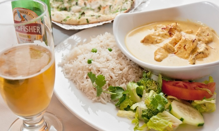 Cinnamon Kitchen - Asheville: $15 for $25 Worth of Indian Food