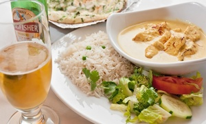 Cinnamon Kitchen: $15 for $25 Worth of Indian Food
