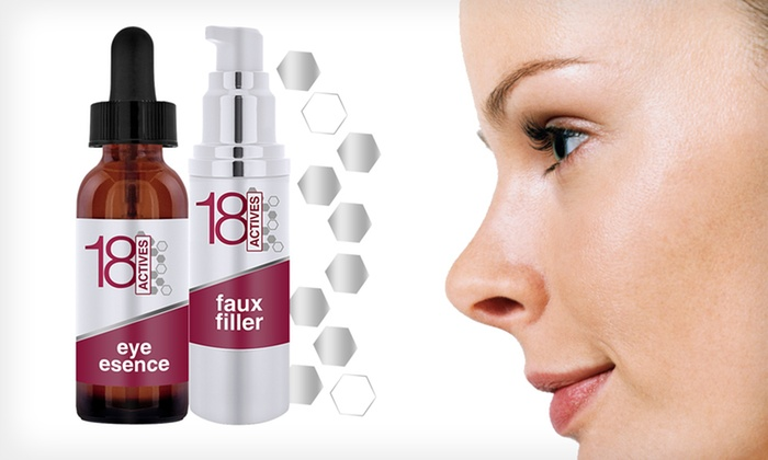 18 Actives Dynamic Eye Pack: $29 for an 18 Actives Dynamic Eye Pack ($122 List Price). Free Shipping.