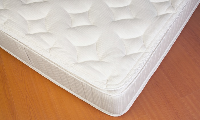 46 Off Complete Mattress Sanitizing Cleaning