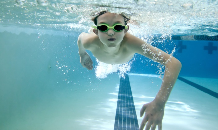 Sigma Performance Swimming - Walker Branch: $29 for Four-Week Swimming Class at Sigma Performance Swimming (Up to $124.50 Value)