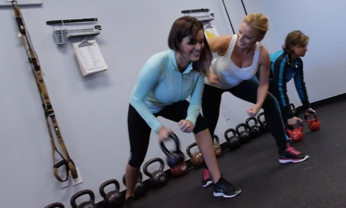 ForeverStrong - Fulton: Two 60-Minute Strength and Conditioning Classes from ForeverStrong (70% Off)