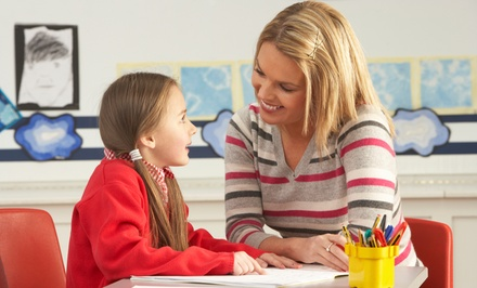Academic Evaluation and Four or Six Tutoring Sessions at Huntington Learning