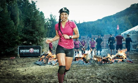 $49 for Entry and Spectator Pass to the SoCal Spartan Sprint on January 26 (Up to $110 Value)
