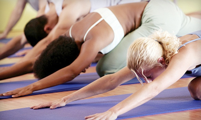 Rising Hearts Yoga Studio - Memorial Northwest: Six Weeks of Yoga Sessions (a $105 value)