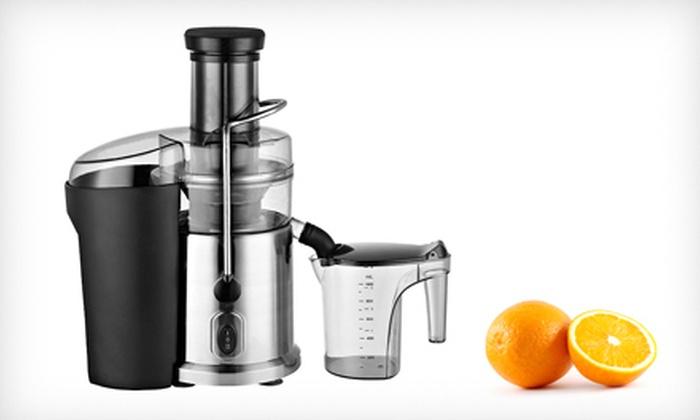 Dash Premium Juicer : $69 for a Dash Premium Juicer ($139.99 List Price). Free Shipping.