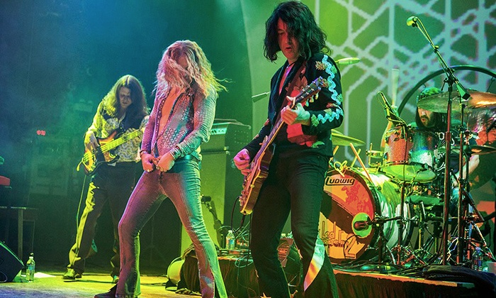 Led Zeppelin 2 and Wild Child - Gramercy Theatre: Led Zeppelin 2 on August 8 at 9 p.m. and Wild Child on August 9 at 8 p.m. at The Gramercy (Up to 60% Off)