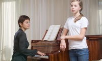 GROUPON: 45% Off Private Singing Lessons M Institute For The Arts, Inc.