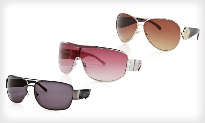 Men's or Women's Guess Sunglasses: Men's or Women's Guess Sunglasses (Up to 69% Off). Multiple Styles Available. Free Shipping and Free Returns.