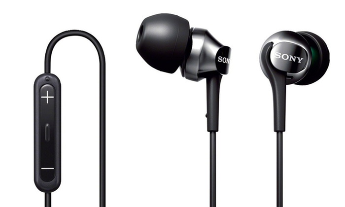 Sony DR-EX61IP Premium EX Monitor Earbuds: Sony DR-EX61IP Premium EX Monitor Earbuds. Free Shipping and Returns.