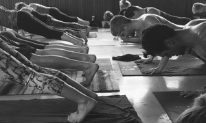 Center For Yoga: $25 for Five Yoga Classes at Center For Yoga ($110 Value)