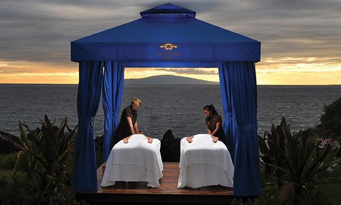 Groupon Mandara Spa Maui