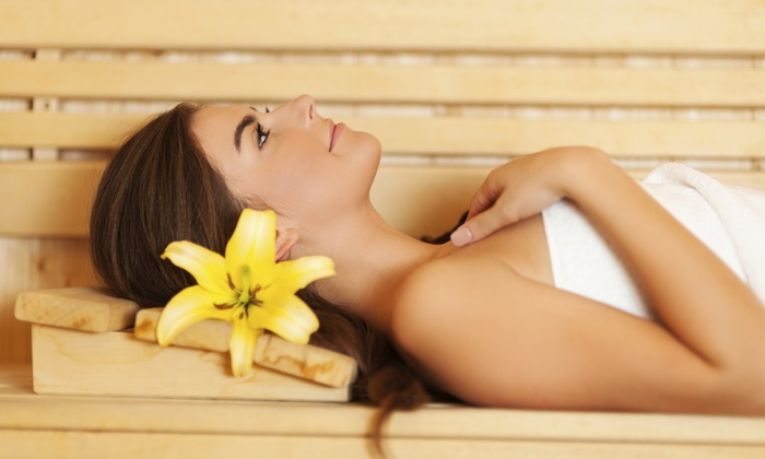 Allure De Vie Salon & Day Spa - Norwood Park: One, Three, or Six Sauna Blankets at Allure De Vie Salon & Day Spa (Up to 58% Off)