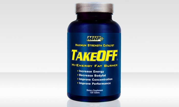 MHP Take Off Hi-Energy Fat Burner: MHP Take Off Hi-Energy Fat Burner; 120-Count Bottle. Free Shipping.