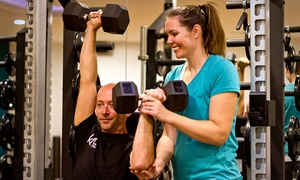 Kru Strength + Fitness: 5 or 10 Personal Training Sessions at Kru Strength + Fitness (Up to 17% Off)