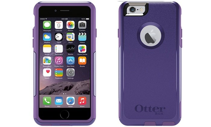 Otterbox Commuter Series Case For Iphone 6 Groupon