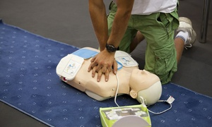 Life Rescue Training: $42 for $70 Worth of CPR and First-Aid Certification Classes — Life Rescue Training