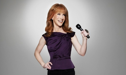 Kathy Griffin at Lakeland Center, Youkey Theatre on April 23 at 8 p.m. (Up to 49% Off)