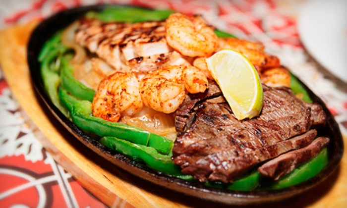 Las Islitas Seafood - Lodi: $10 for $20 Worth of Mexican Cuisine and Seafood at Las Islitas Seafood