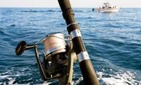 Sortie pêche à la demi-journée avec casse-croûte pour 1, 2 ou 4 personnes dès 12,90 €chez Catamaran Picardie