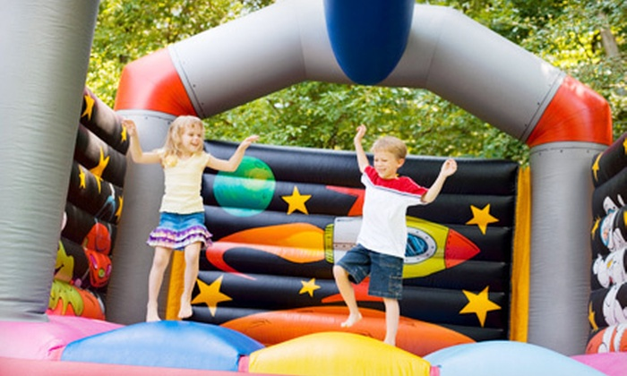 All About Parties - North Jersey: Eight-Hour Party Package for Up to 50 with Moonwalk, Snack Concessions, and Party Games from All About Parties (65% Off)