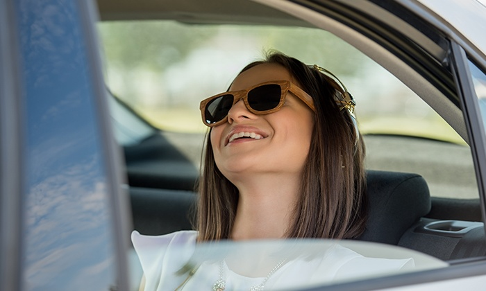 RubyRide - Phoenix: $20 for $40 Worth of On-Demand Private Car Service from RubyRide