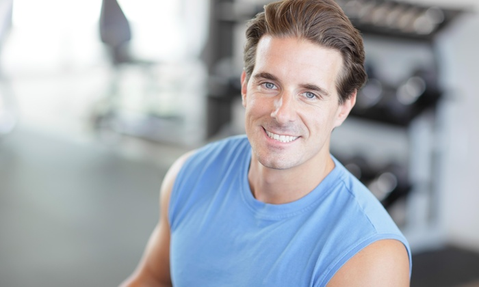 Sierra Strength - Downtown San Jose: $109 for $199 Worth of Personal Training — Sierra Strength