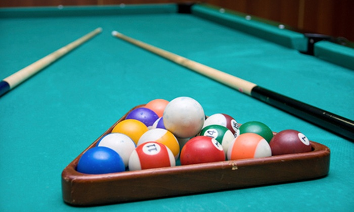 Jillian's of Chesapeake - Greenbrier East: $20 for $40 Worth of Billiards and Video-Game Play at Jillian's of Chesapeake