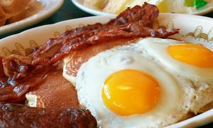 Florham Park Diner: American Diner Fare at Florham Park Diner (Up to 43% Off). Two Options Available.