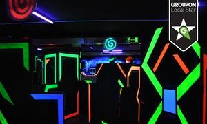 Labirynt Arena: Laserowy paintball: 2 gry od 89,99 zł i więcej opcji w Labirynt Arena (do -49%)