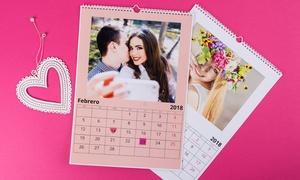 Colorland : 1, 2, 3 o 5 Foto-calendarios personalizables en formato A4 o A3 vertical desde 1,99 € con Colorland