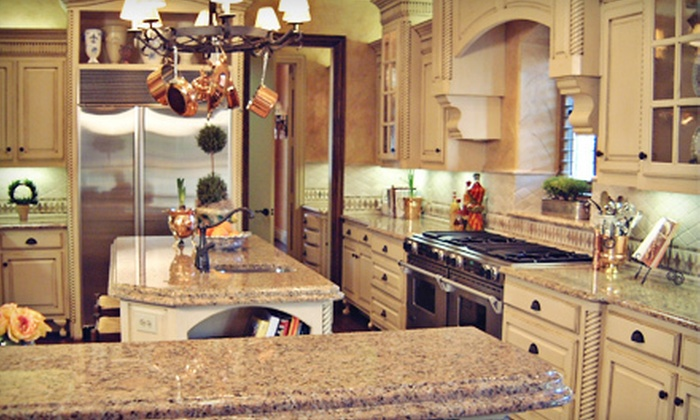Natural Stone Designs - Dallas: Countertops and Home-Improvement Services from Natural Stone Designs (Half Off). Four Options Available.