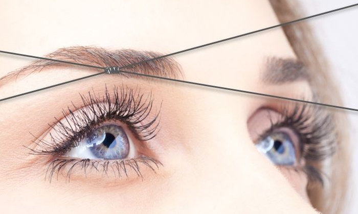 iBrow - Colleyville: Two Eyebrow Threading Sessions at iBrow (Up to 55% Off)